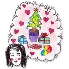 I'm dreaming of a handmade Christmas..